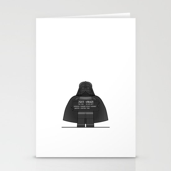 Jeff | You'll Need a Tray Stationery Cards