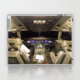 Lufthansa Cargo inflight Laptop & iPad Skin