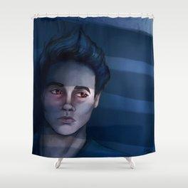 Can't Sleep Shower Curtain