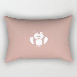 The Owl Rectangular Pillow