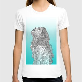 Sketch of Tender Hope T-shirt