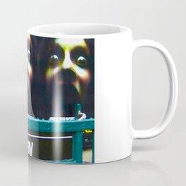DON'T SLEEP IN THE SUBWAY! Coffee Mug