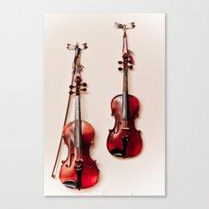 Make Music Canvas Print