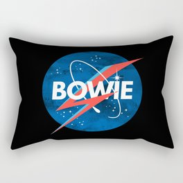 Iconic Bowie Rectangular Pillow