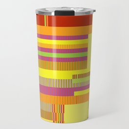 Scandinavian Moon (Fruit Colours) Travel Mug