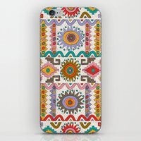 southwest iPhone & iPod Skins featuring Southwest by Helene Michau