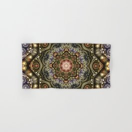Mandalas from the Voice of Eternity 8 Hand & Bath Towel