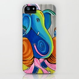 Lord Ganesh iPhone Case