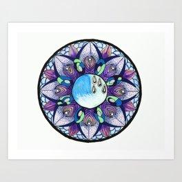 Ocean Pearle Art Print