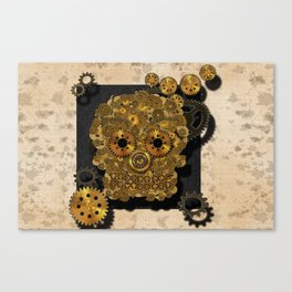 Engrenage Canvas Print