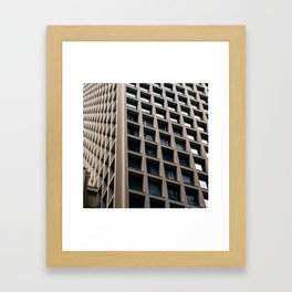 Honeycombs  Framed Art Print