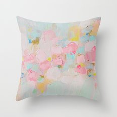 Pixie Dust Throw Pillow