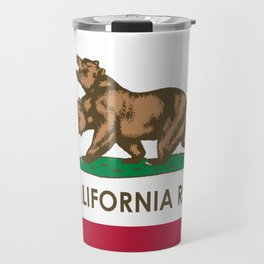New California Republic Travel Mug