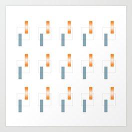 Semi Conductor Art Print