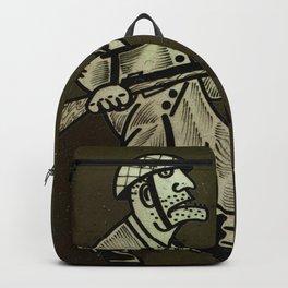 Born to kill Backpack