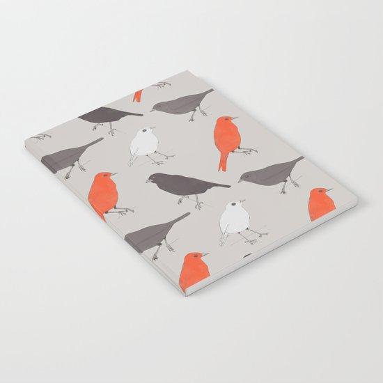 Little Birds Notebook