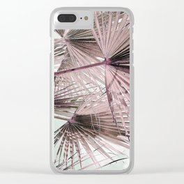 Falling for You Clear iPhone Case