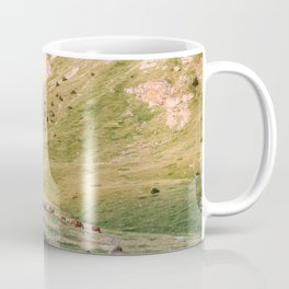 Stallions & Mares in the Valley Coffee Mug