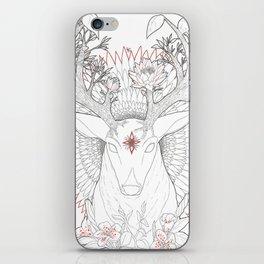 Deer, Oh Deer! iPhone Skin
