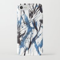 flight iPhone & iPod Cases featuring FLIGHT by Teresa Chipperfield Studios
