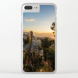 Warmest Dream Clear iPhone Case