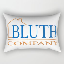 Bluth Company logo Rectangular Pillow