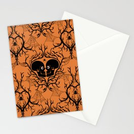 'Till Death Do Us Part (Halloween) Stationery Cards