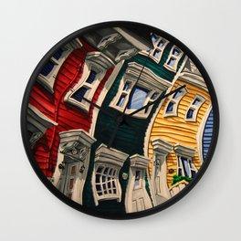 Prescott Street Wall Clock