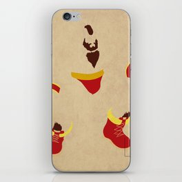 Zangief iPhone Skin