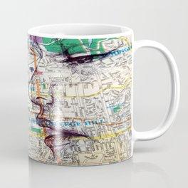 Map a Girl Coffee Mug