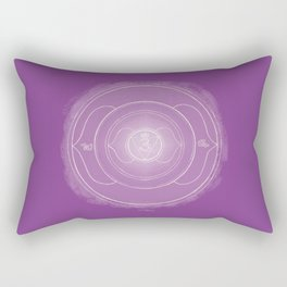 AJNA Boho mandala Rectangular Pillow