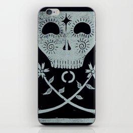 Acceptance (Black) iPhone Skin