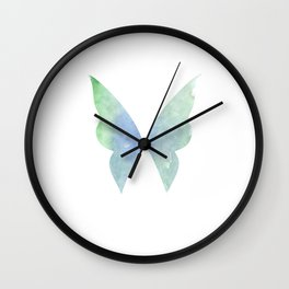 Healing Fairy Wall Clock
