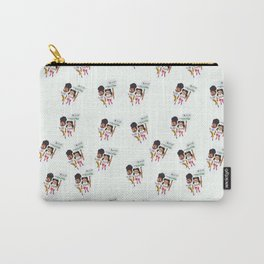 Say Her Name Carry-All Pouch
