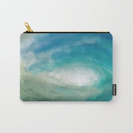 Wild Wave - Clear Sea Carry-All Pouch