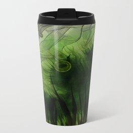 Radioactive Caterpillar Travel Mug
