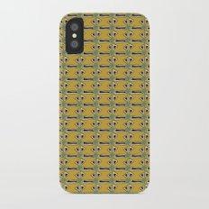 Mud Cloth Tribal Pattern iPhone X Slim Case