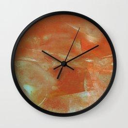 Ciclista a Velocità Wall Clock
