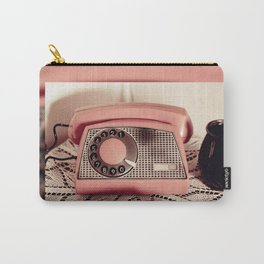 Retro rotary dial phone Carry-All Pouch