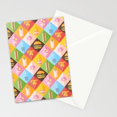 Guilty Pleasures Stationery Cards