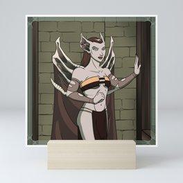 The Seer on her Cabin - Legacy of Kain Mini Art Print