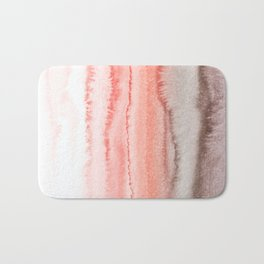WITHIN THE TIDES CORAL DAWN Bath Mat