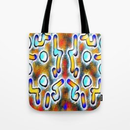 Digital Art-Butterfly Effect Tote Bag