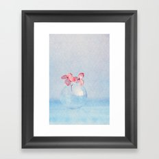 small things Framed Art Print