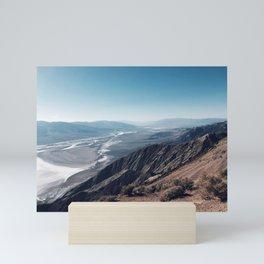 Death Valley —  Salt Creek Mini Art Print