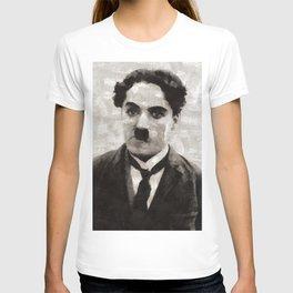 Charlie Chaplin, Compedy Legend T-shirt
