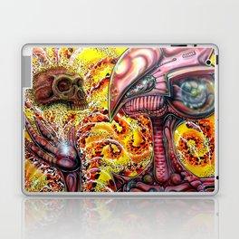 Imagining Cro magnon  Laptop & iPad Skin