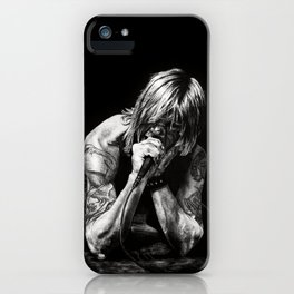 Dickie iPhone Case