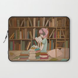 I Love Books Laptop Sleeve