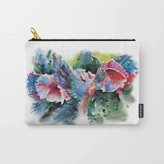 I want to fly like it Carry-All Pouch